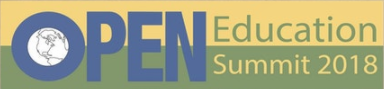Yello and Green Banner with the open logo