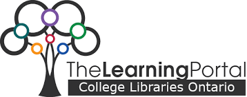 Artistic Logo of The Learning Portal